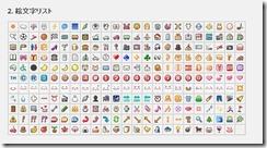 typepad emojiを使ってみました